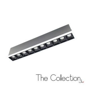 Luminario para empotrar en techo The Collection by Illux Raster TL-2820.B