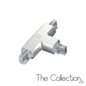 Conector T para riel The Collection by Illux TL-4000.TB