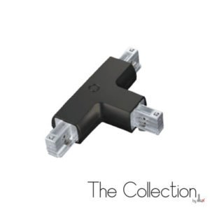 Conector T para riel The Collection by Illux TL-4000.TN