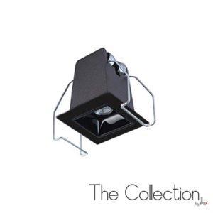 Luminario para empotrar en techo The Collection by Illux Raster TL-2802.N