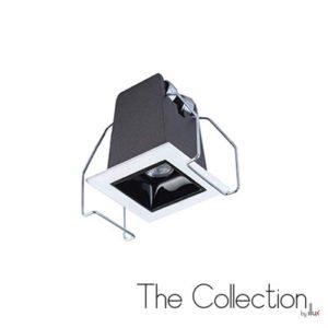 Luminario para empotrar en techo The Collection by Illux Raster TL-2802.B