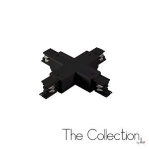 Conector T para riel The Collection by Illux TL-4000.XN
