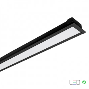 Luminario SUPER LINE LED Illux de empotrar en techo TL-1509.N30