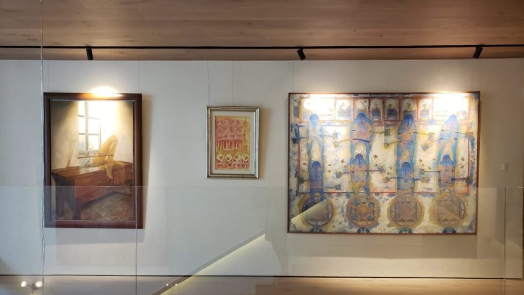 Iluminación en pinturas